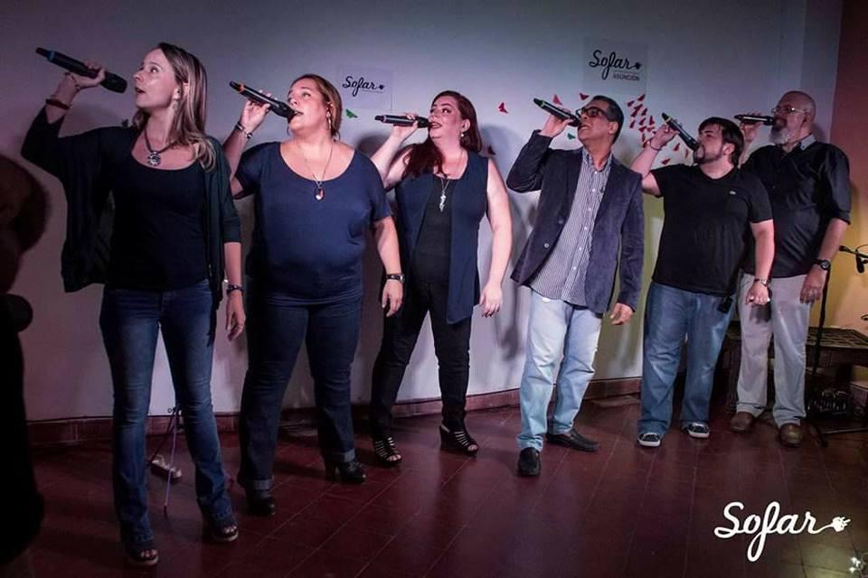Foto grupo vocal cantarte
